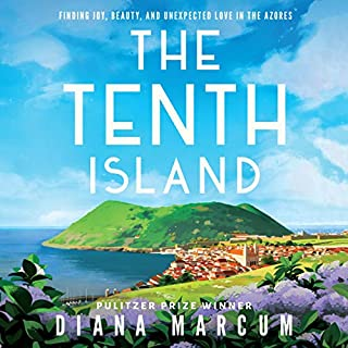The Tenth Island audiobook cover art