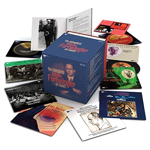 Complete Furtwängler on Record (55CD - Remastered)