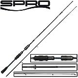 Spro Freestyle Skillz Micro Lure 2m 3-14g - Spinnrute zum Ultra Light Spinnfischen, Barschrute,...