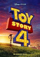 キャラクターポスター、映画ポスター、トイストーリー 4 TOY STORY 4 ディズニー 3 ポスター A4サイズ(30x21cm)