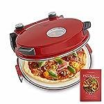 Pizzaofen Peppo 1200W, Pizzamaker 350°C