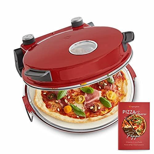 Horno para Pizzas Peppo, Máquina para preparar pizzas...
