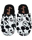 Disney Mickey Mouse por Todo la impresión Mujeres Resbalón-En Zapatillas 42 EU