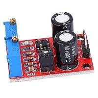 モジュール、耐久性のあるNe555チップコネクタ、方形波信号を生成MCU制御実験開発用の関連回路(Sell 1)