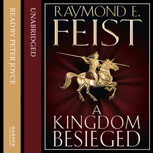 Couverture de A Kingdom Besieged