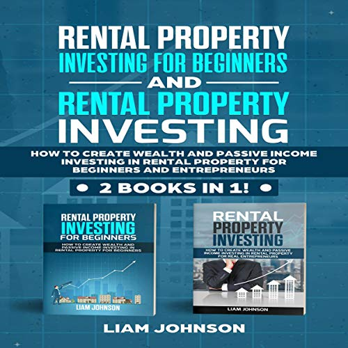Rental Property Investing for Beginners and Rental Property Investing Titelbild