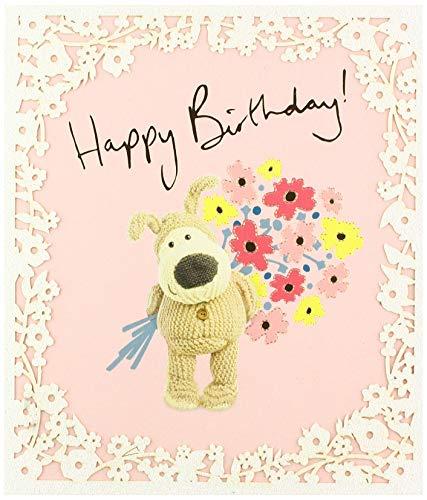 Verjaardagskaart - Vriendskaart Verjaardagskaart - Dochter Verjaardagskaart - Niece Verjaardagskaart - Verjaardagskaart Vrouw - Hond Verjaardagskaart voor Haar - Verjaardagskaart voor Haar