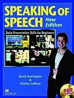 Speaking of Speech: Basic Presentation Skills for Beginners(Student Book Pack)