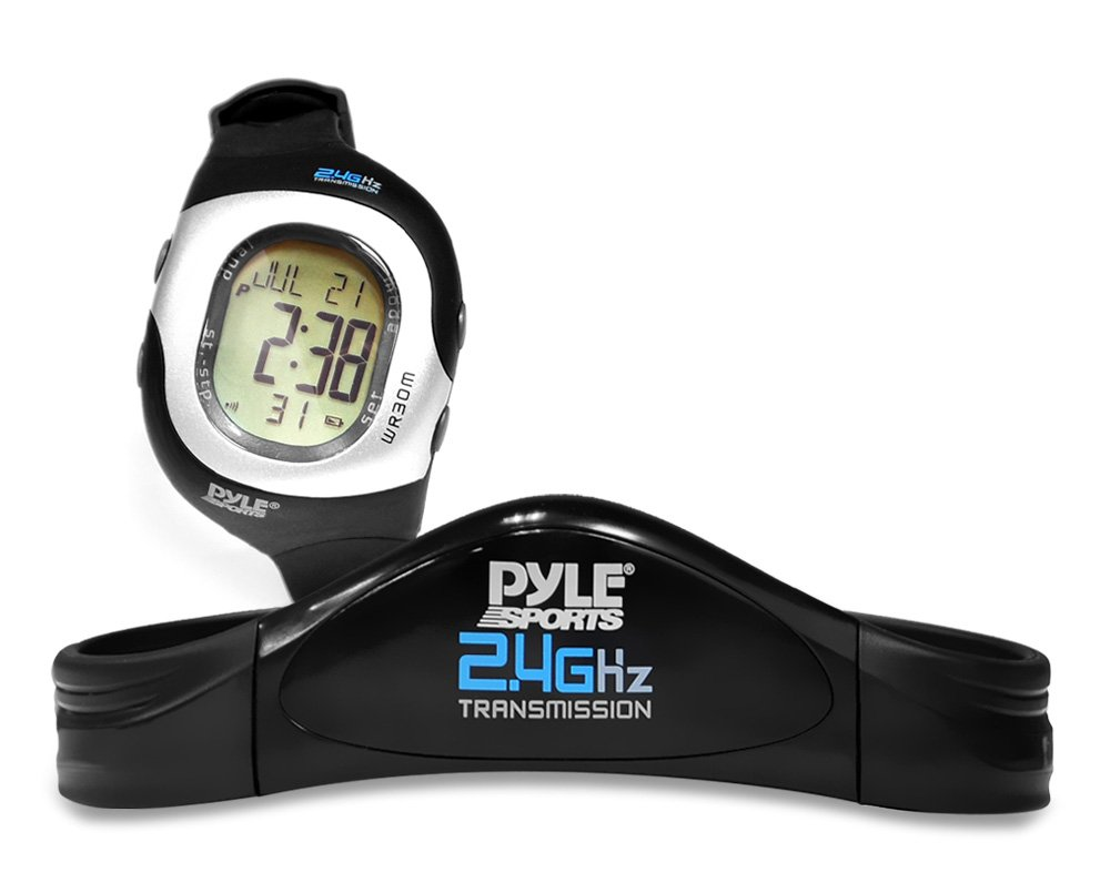 Smart Fitness Heart Rate Monitor