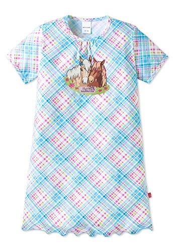 Schiesser Mädchen langer Schlafanzug Pyjama Lang Nici Soulmates - 151267
