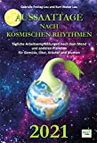 Aussaattage nach kosmischen Rhythmen 2021: Tägliche Arbeitsempfehlungen nach dem Mond und anderen Planeten für Gemüse, Obst, Kräuter und Blumen