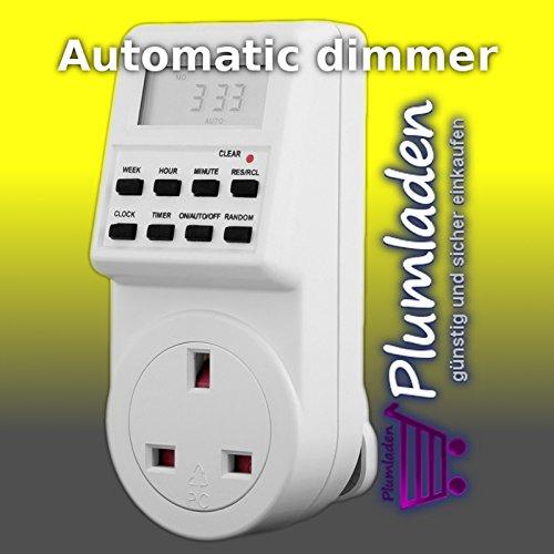 Automatik 15 Min Dimmer Zeitschaltuhr
