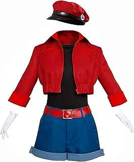 Nsoking Cells at Work/Hataraku Saibou Anime Cosplay Costume Red Blood Cell Hataraku Saibou Outfit Custom