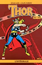 THOR INTEGRALE T05 1962-1963 de Stan Lee