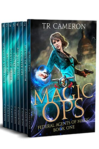 Federal Agents of Magic Complete Series Boxed Set: An Urban Fantasy Action Adventure