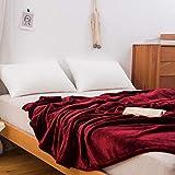 KENEL Manta de Felpa de Franela - Mantas Ligeras y cálidas para Todas Las Estaciones, Manta Suave y esponjosa para sofá, Viajes de Oficina-# 3_Los 200 * 230cm