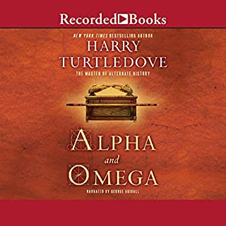Alpha and Omega audiobook cover art