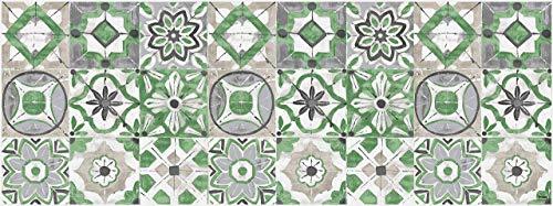 Vilber, Gran Chef Kollar, Tappeto, Verde, 50 x 140 x 3 cm