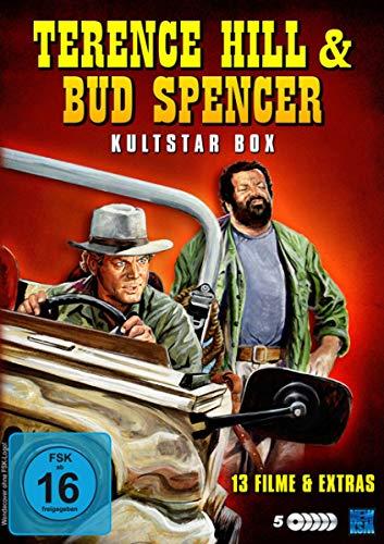 Terence Hill & Bud Spencer - Kultstar Box [5 DVDs]