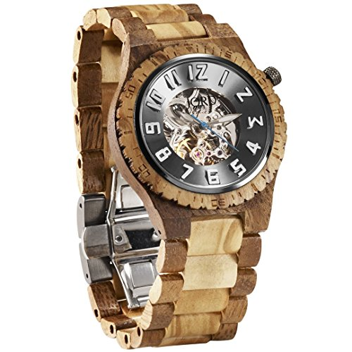 JORD Wooden Watches for Men - Dover...