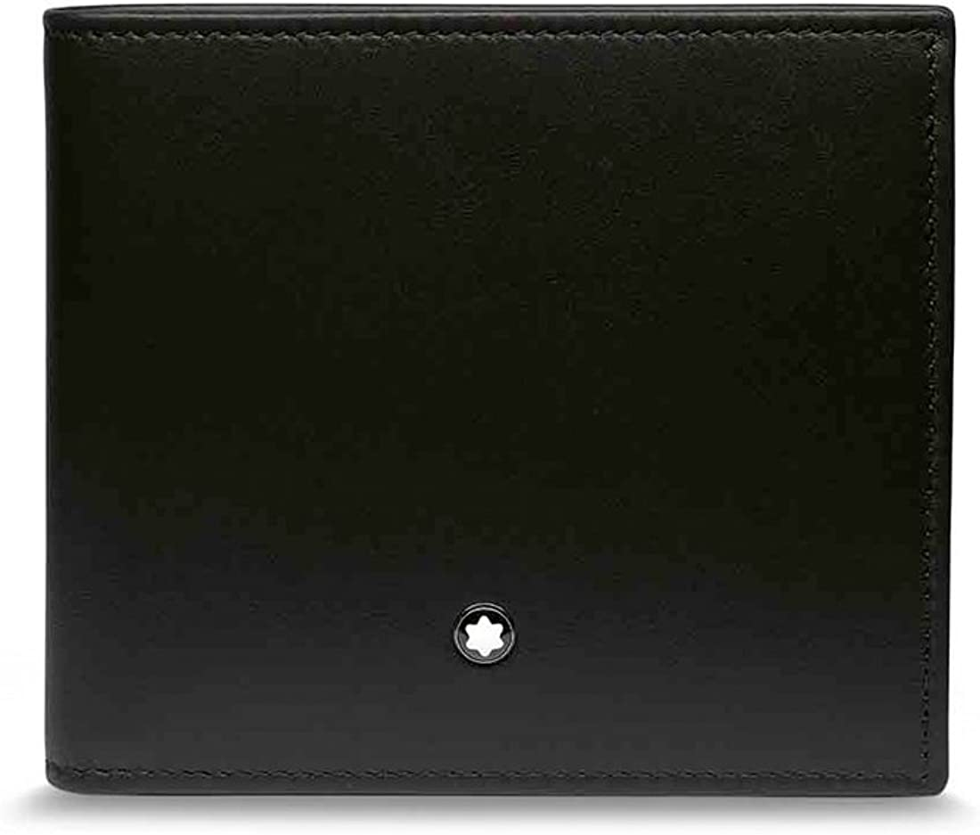 MONTBLANC FOR BMW WALLET WITH COIN POUCH Black