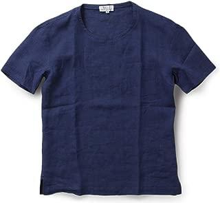 Mario Muscariello マリオムスカリエッロ Tシャツ リネン ポケット付 R2MC0146