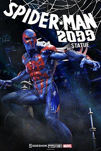 Sideshow Prime 1 Studio Marvel Spider-Man 2099 Miguel O'Hara Statue image