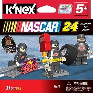 K'nex Nascar 24 Dupont Pit Crew