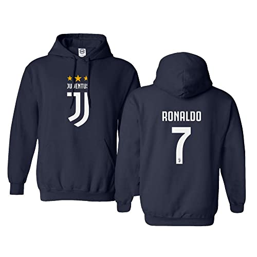 Smart Zone CR7 Soccer Hoodie Cristiano Ronaldo Mens Sweatshirt