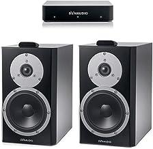 Dynaudio Xeo 4 Wireless Bookshelf Speakers - Pair (Satin Black) with Connect Wireless Transmitter