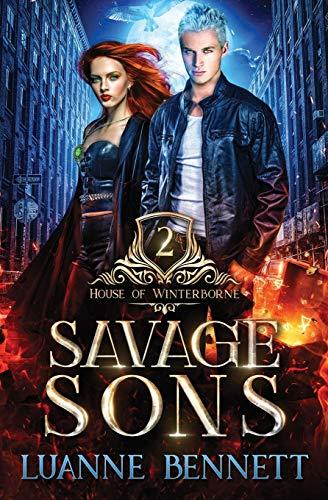 Savage Sons (House of Winterborne)
