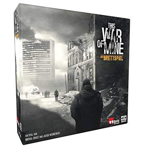 GALAKTA GALD0006 This War of Mine - Das Brettspiel (Deutsch)