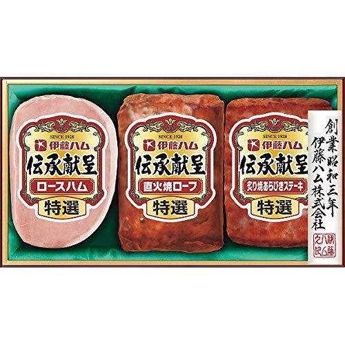 【お歳暮期間限定販売】 伊藤ハム 伝承献呈ギフトTO31