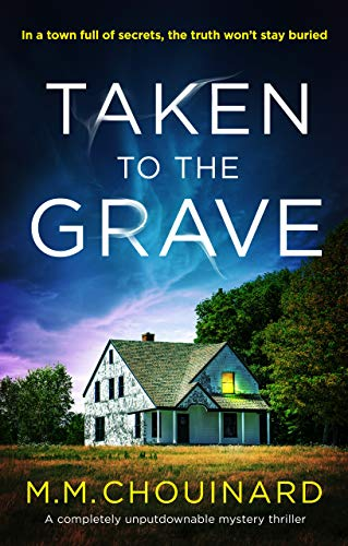 Taken to the Grave: A completely unputdownable mystery thriller (A Detective Jo Fournier Novel Book 2)