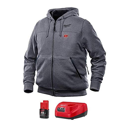 MILWAUKEE M12 Heated Hoodie Kit L (Gr