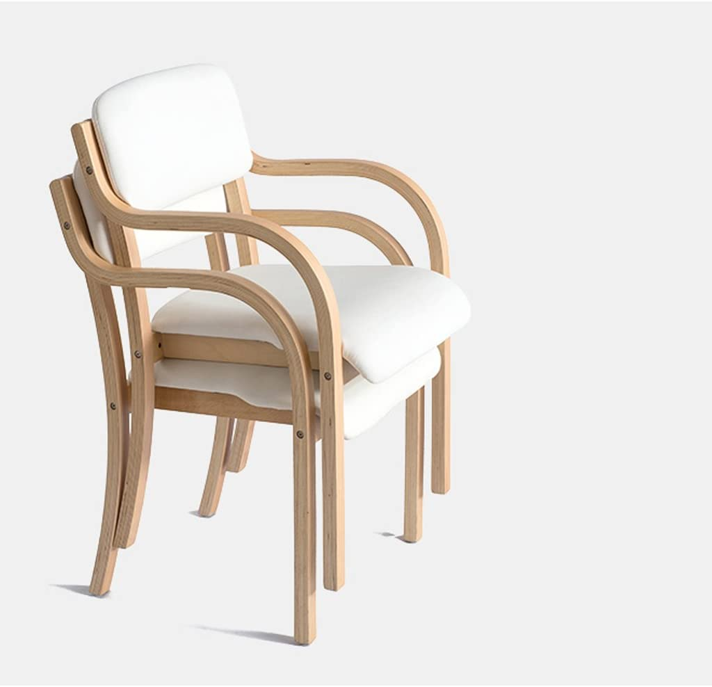 Président WGZ- Chaise à Manger en Bois Massif, Chaise Minimaliste Moderne Simple (Color : C) C