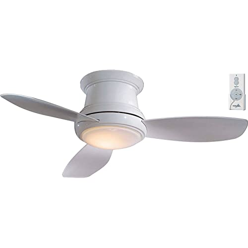 Hugger Ceiling Fans With Lights Amazon Com
