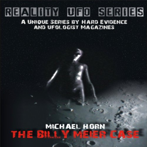 Reality UFO Series audiobook cover art