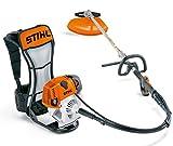 Stihl FR 130T schiena Portable Motor Sense 1,4KW-decespugliatore con motore a 4Mix®