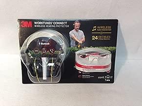 3M worktunes Connect Wireless hearing protector + Safety Eyewear