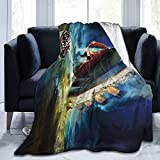 Titanic This Versatile Lightweight Flannel Blanket Gives You A Diversified Look and is Perfect for Any Bed Sofa Dorm Office Camping Traveling 50'X40'