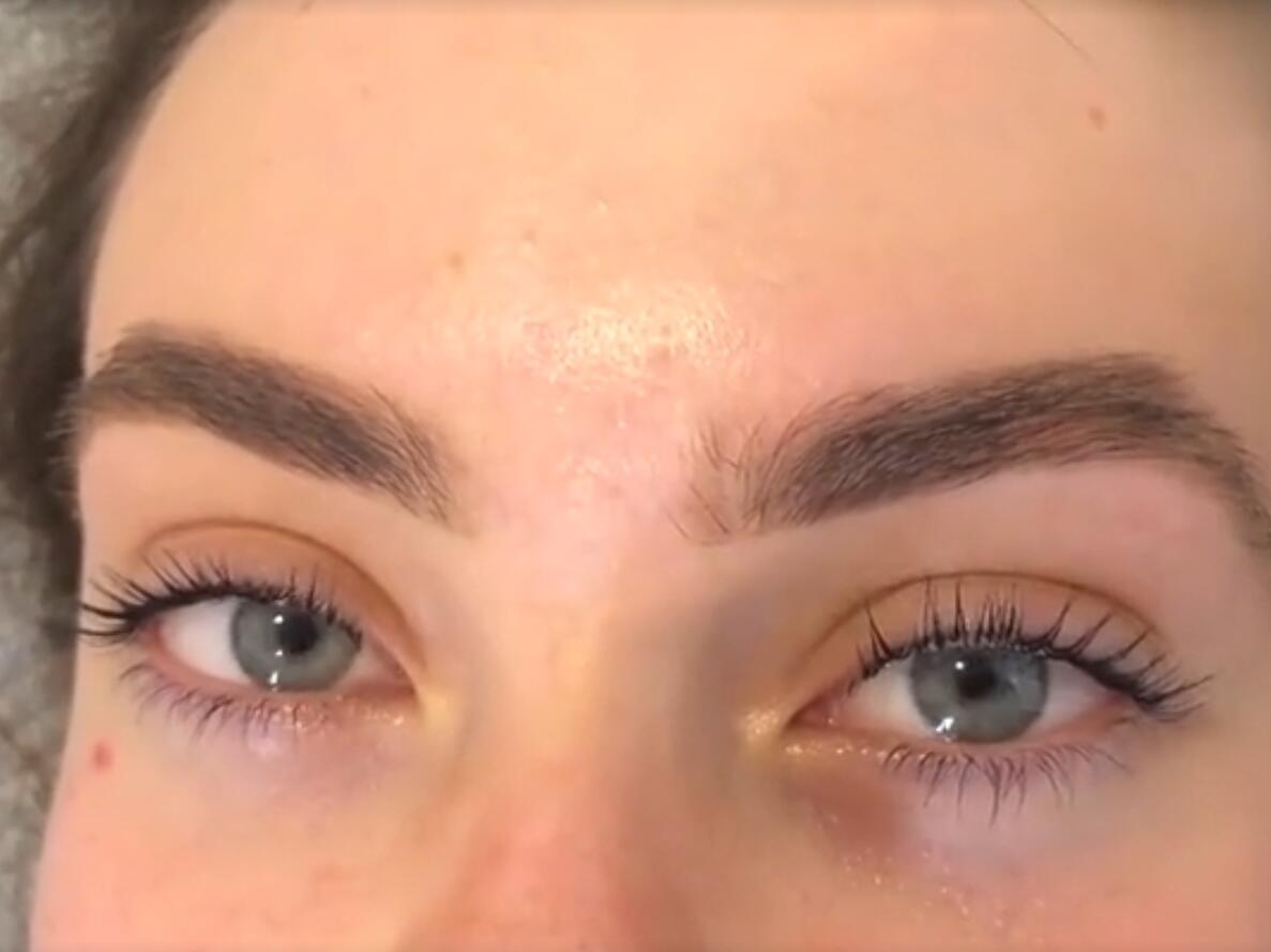 Missicee Permanente de Pestañas kit, Eyelash Perm Liquid Eyelash Wave - Herramientas de Maquillaje Curling de Pestañas, Lash Lift Long Lasting, ...