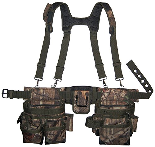Bucket Boss 85035 Camo Tool Belt