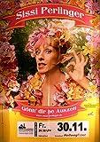 Sissi Perlinger - Soest 2012 - Veranstaltungs-Poster A1