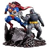 DC Collectibles The Dark Knight Returns: Superman vs. Batman Statue...