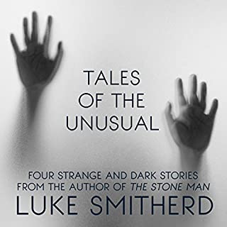 Tales of the Unusual audiobook cover art