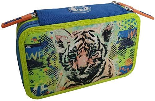 LIBROLANDIA 62765PRM bocadillos Estuche 3 Cern WWF Azul 20
