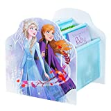 Disney Frozen Kids Sling Bookcase - Bedroom Book Storage by HelloHome 543FZO