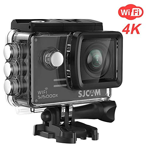 SJCAM SJ5000x Elite 12MP Sony IMX078 Sensor 4K at 24FPS 2