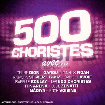 500 Choristes Volume 2